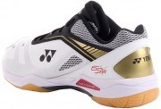 Yonex SBM PC 65 X Wide White Gold buty do badmintona