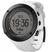 Suunto Ambit3 Vertical White + HR pas do mierzenia tętna