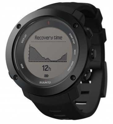 Suunto Ambit3 Vertical Black + HR pas do mierzenia tętna