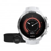 Suunto 9 Baro White + Belt
