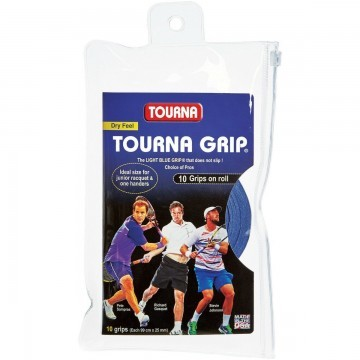 Tourna Grip 10er Blue