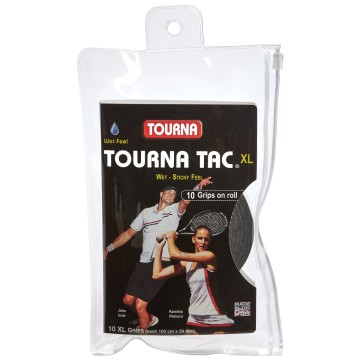 Tourna Tac XL 10er Black
