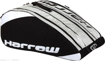 Harrow Pro Shoulder Black Silver