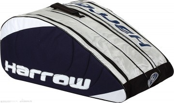 Harrow Pro Shoulder Navy Silver