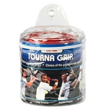 Tourna Grip XL Tour Pack 30er Blue