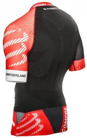 Compressport Shirt V2 Black