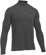 Under Armour Threadborne Fitted 1/4 ZIP Grey