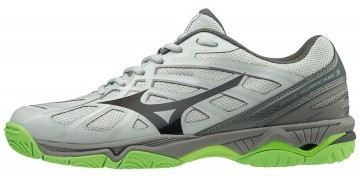 Mizuno Wave Hurricane 3 High Rise / Green Gecko