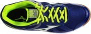 Mizuno Cyclone Speed 2 Blue White buty do badmintona