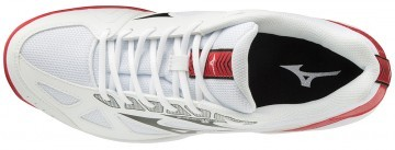 Mizuno Cyclone Speed 2 White / Red