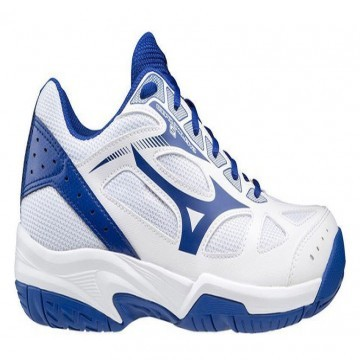 Mizuno Wave Cyclone Speed 2 White / Reflex Blue