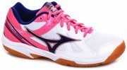 Mizuno Cyclone Speed White buty do badmintona damskie