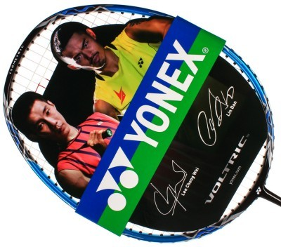 Yonex Voltric Lite Black/Blue rakieta do badmintona
