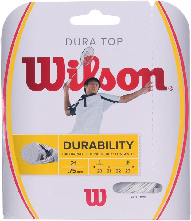 Wilson Dura Top  - box