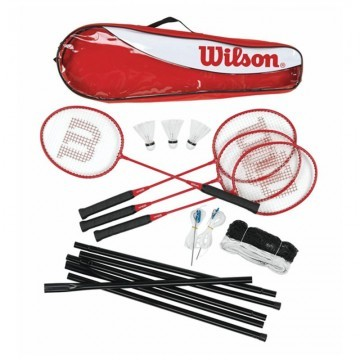 Wilson Badminton Tour Poles 4 PC KIT 3