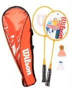 Wilson JUNIOR BADMINTON KIT <span class=lowerMust>zestaw do badmintona</span>