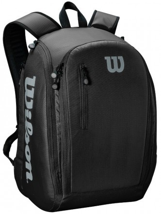 Wilson Tour Backpack Black