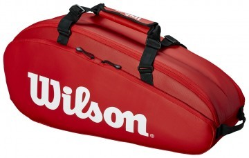 Wilson Tour 2 Comp Red Small