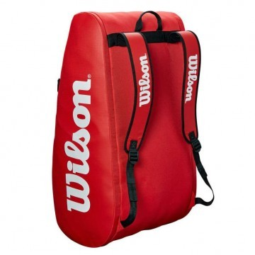 Wilson Tour 3 Compartment Thermobag 15R Red