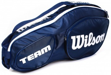 Wilson Team III 3R Bag Blue / White