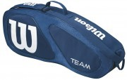 Wilson Team II 3PK Bag Navy
