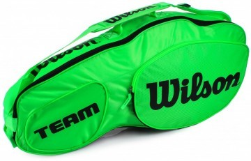 Wilson Team III 3R Bag Green / Black