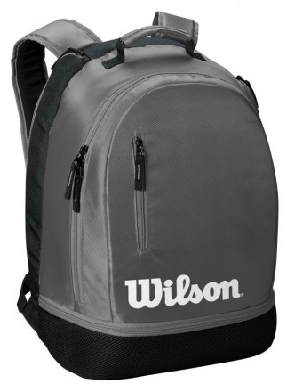 Wilson Team Backpack Black Red