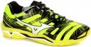Mizuno Wave Stealth 4 Yellow