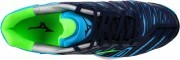 Mizuno Wave Stealth 4 Blue buty do badmintona