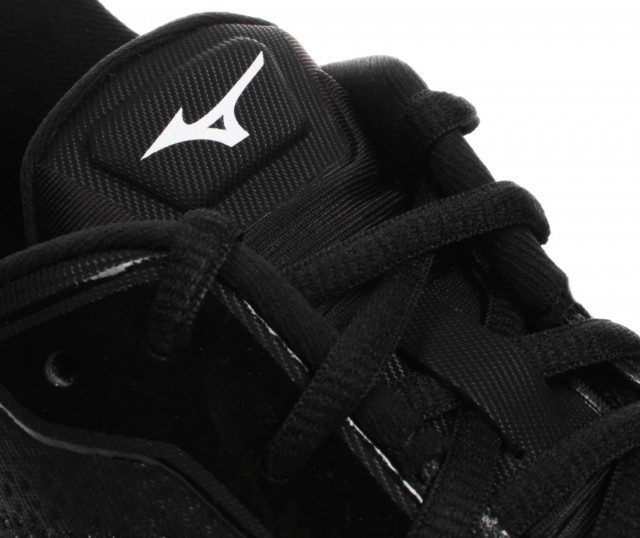Mizuno Wave Stealth V Black / White