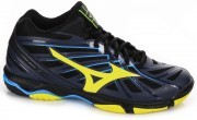Mizuno Wave Mirage 2.1 Blue/Yellow buty do badmintona