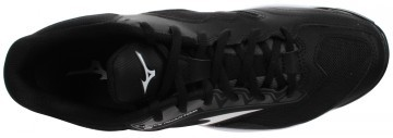 Mizuno Wave Phantom 2 Black White