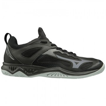 Mizuno Ghost Shadow Black / Steel Gray