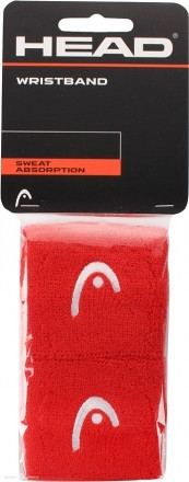 Head S16 Wristband 2,5' Red