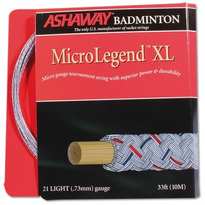 Ashaway Micro Legend XL - 0,73mm - box