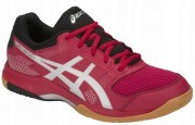 Asics Gel-Rocket 8 Samba Silver buty do badmintona