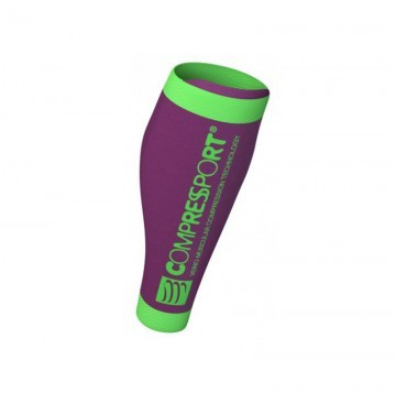 Compressport Calf R2 Fluo V2 Pink