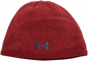 Under Armour Men Survivor Fleece Beanie Burgundy