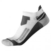 Asics Nimbus ST Sock 0779 White/Grey 1 Pack