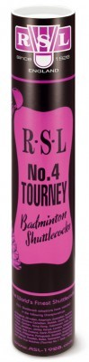RSL No.4 Tourney lotki do badmintona