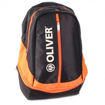 Olivier Backpack Black/Orange