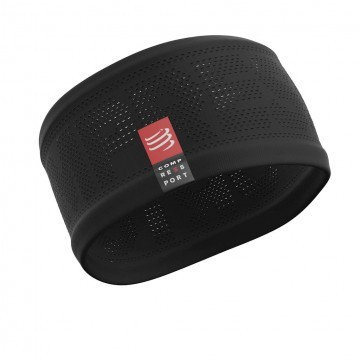 Compressport Headband V2 On/Off Black