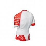 Compressport Shirt V2 SS White