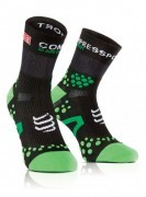 Compressport PR Socks V2.1 Run HI Black/Gren