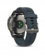 Garmin Fenix 5 HRM Elevate Silver / Granite Blue Band