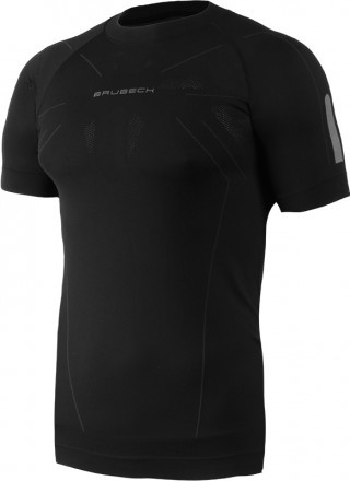 Brubeck Athletic Shirt Czarny