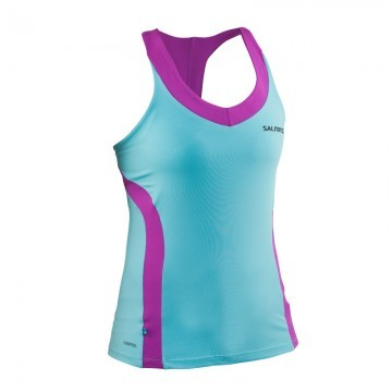 Salming Strike Tank Top Turquoise