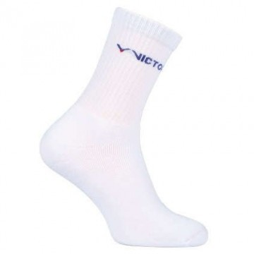 Victor Indoor Sport 3000 Socks One Size 3P White