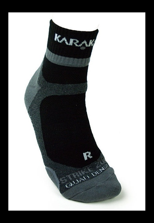 Karakal X4 Ankle Black 1 Pack