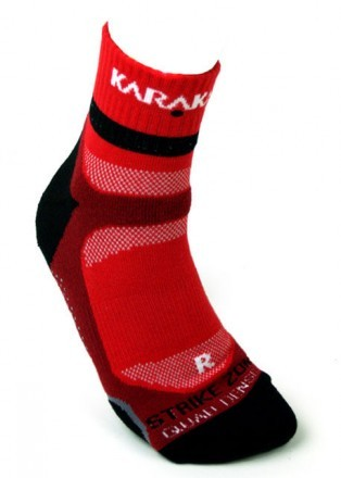 Karakal X4 Ankle Red 1 Pack